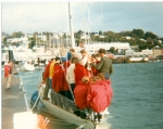 patent method for clearing Unicorn's prop, Torquay, Spring 86