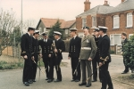 My wedding day, March 88. Andy Woolvern, Charlie Neve, MK, Scott Bower, Tim Howarth, Mark Wright (RM my brother in law,