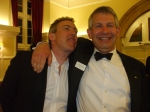 Two fine young men - JJ Bowley, Simon Powell